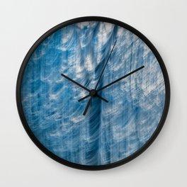 Wailing Banshee Forest Wall Clock