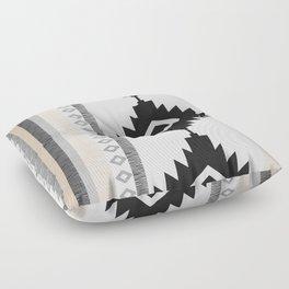 Pueblo in Tan Floor Pillow