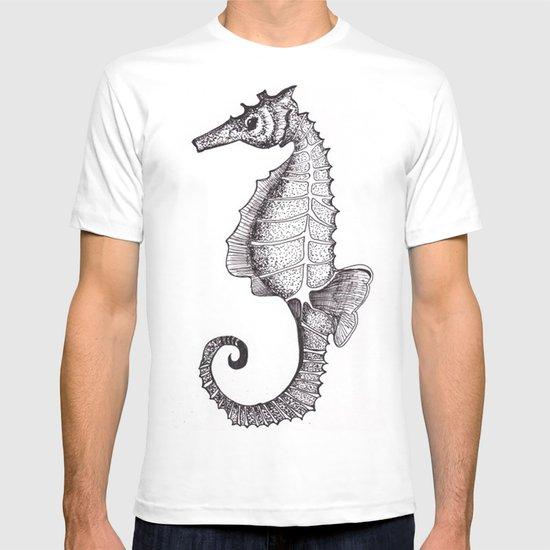 Hippocampus Abdominalis T-shirt