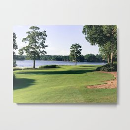 11 Fairway Metal Print