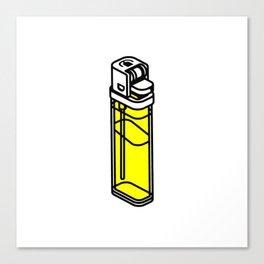 The Best Lighter Canvas Print