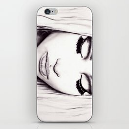 Nicki  iPhone Skin