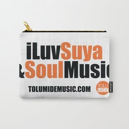 iLuv Suya & Soul Music - TolumiDE Carry-All Pouch