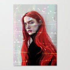 Beautiful Hell Canvas Print
