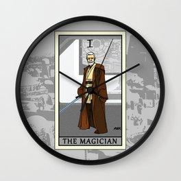 The Magician - Tarot Card Wall Clock