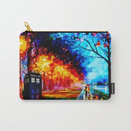 Tardis Style Carry-All Pouch