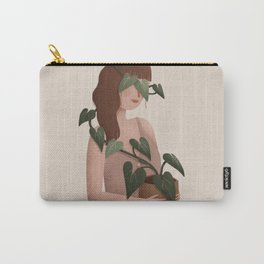 Liana - Bindweed Carry-All Pouch