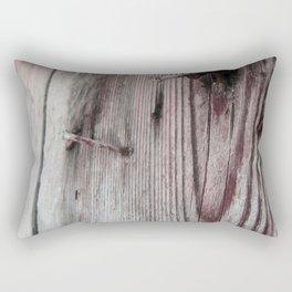 Rusty timber Rectangular Pillow