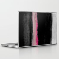 silence of the lambs Laptop & iPad Skins featuring Silence by Georgiana Paraschiv