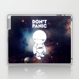 Don't Panic Marvin Laptop & iPad Skin