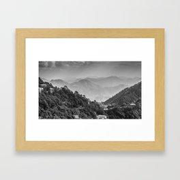 Himalayan High School Framed Art Print