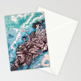 For whom the bell tolls Stationery Cards