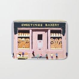 Sweetings Bakery Bath Mat