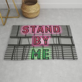 Stand By ME - Shutdown Rug