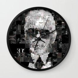 Karl Lagerfeld Wall Clock