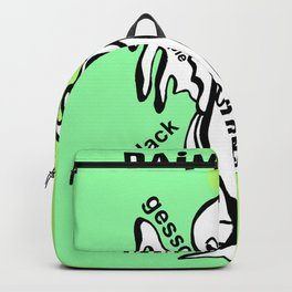 Paint Over The Demons Backpack