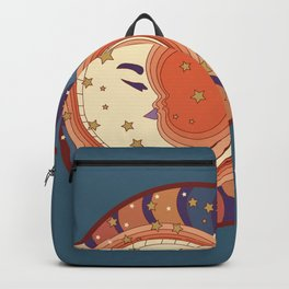 Magical Half Moon Backpack
