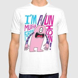 Mutha F'n Unicorn T-shirt