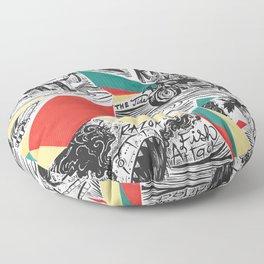Mechtopia Floor Pillow