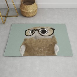 Owl Be Seeing You Rug