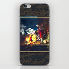 Ancient Fruits iPhone Skin