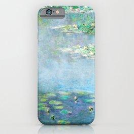 water liliesMonet Water Lilies / Nymphéas 1906 iPhone Case