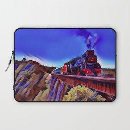 PoleCat Ridge Locomotive Laptop Sleeve