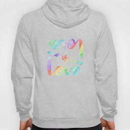 Pride Gay Lesbian Homo Rainbow CSD Gift Hoody