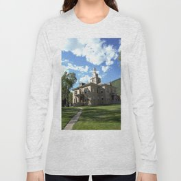 San Juan County Courthouse in Silverton Long Sleeve T-shirt