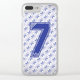 United Away 91 Clear iPhone Case