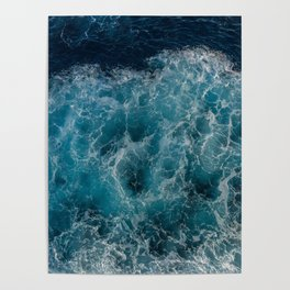 Mediterranean Sea Poster