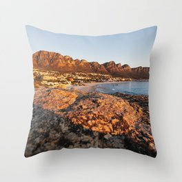Camps Bay Throw Pillow