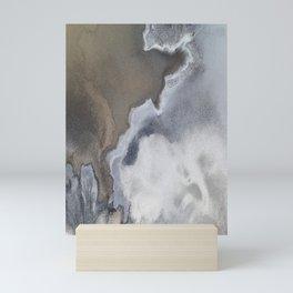 Death Valley Salt Flats Mini Art Print