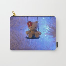 Beargguy Christmas. Carry-All Pouch