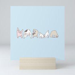 Karma Mini Art Print