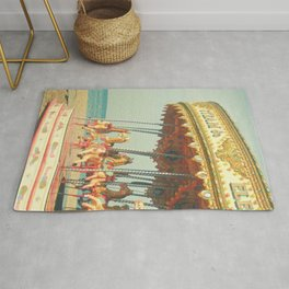 Seaside Carousel Rug