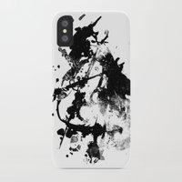 cello iPhone & iPod Cases featuring Cello by Julia Gingras