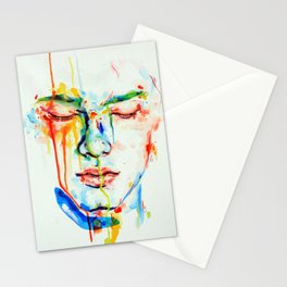 Lacrime d'arcobaleno Stationery Cards