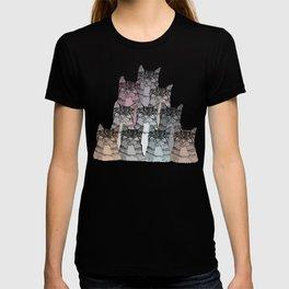 Cats colors T-shirt