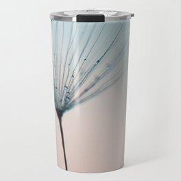 dandelion - sprinkles of love Travel Mug