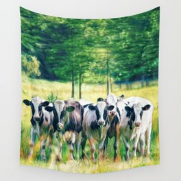 In the Pasture Wall Tapestry