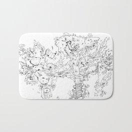 Pasolini`s Garden Bath Mat