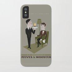 Jeeves & Wooster Slim Case iPhone X