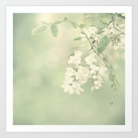 botanical Art Prints featuring Botanical by Christina Lynn Williams