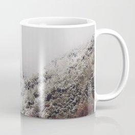 White breath Coffee Mug