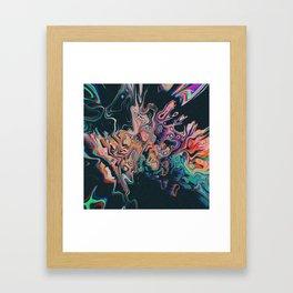ēndē Framed Art Print