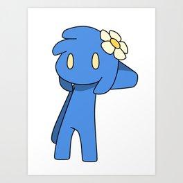 Goo - Official Character Art Art Print
