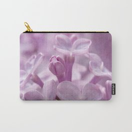 Lilac / Syringa Carry-All Pouch