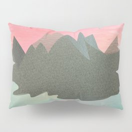 Once in a Blue Moon Pillow Sham