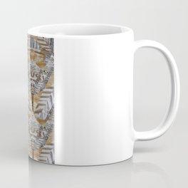 Wood Quilt 2 Coffee Mug